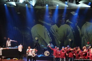 De fofftig Penns und der Shanty-Chor Bremen